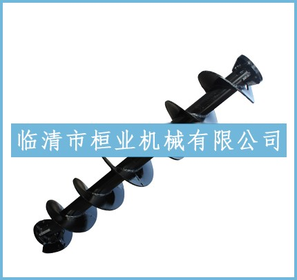 Φ250-1.5M桩机钻杆